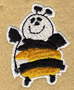 Embroidery bee