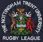 Nottingham uni rugby league logo