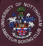 Uni boxing club logo